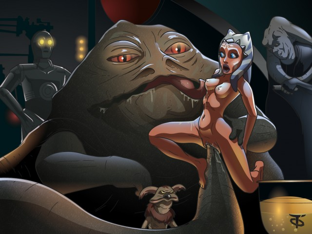 star wars rebels ashoka porn № 172478