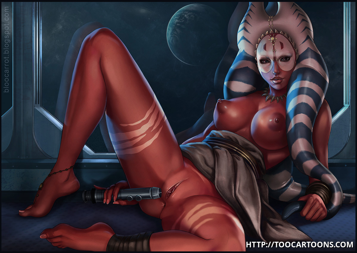 star wars nude